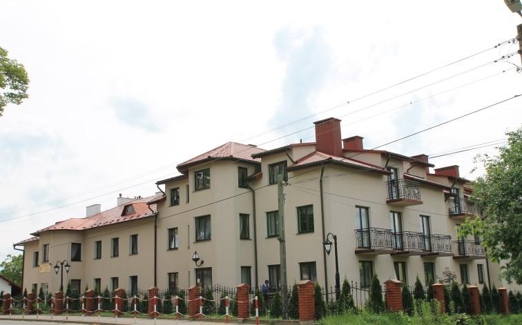 Dom Pomocy Społecznej w 2015 r.